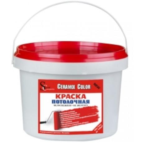 Ceramix Color КРАСКА ПОТОЛОЧНАЯ