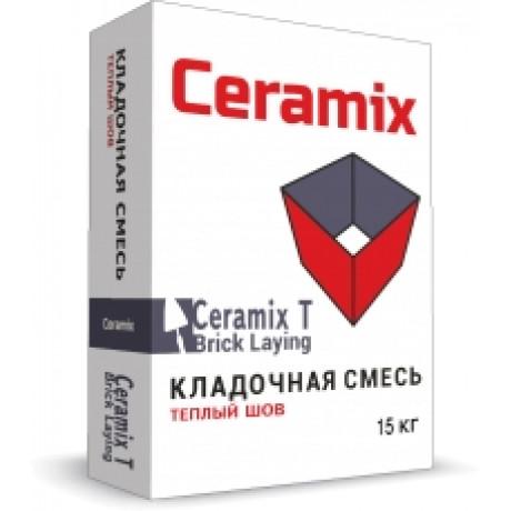 Перлитовая кладочная смесь Ceramix Т